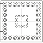 ADUCM350BBCZ, Analogue Front End IC, 120-Pin BGA