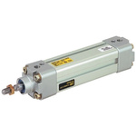 EMERSON – ASCO Pneumatic Profile Cylinder 50mm Bore, 50mm Stroke, 453 Series, Double Acting