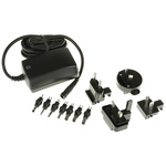 Friwo, 18W Plug In Power Supply 5V dc, 3A, Level V Efficiency, 1 Output Switched Mode Power Supply, Australia, European