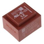 9V ac 2 Output Through Hole PCB Transformer, 3.2VA