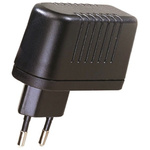 Friwo, 8W Plug In Power Supply 9V dc, 800mA, Level V Efficiency, 1 Output Switched Mode Power Supply, Type C