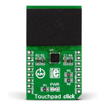 MikroElektronika TouchPad Capacitive Touch mikroBus Click Board for MTCH6102