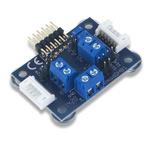 Development Kit PmodDHB1 Module for use with DRV8833 Dual H-Bridge Motor Driver