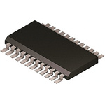 Analog Devices, Octal 12-bit- ADC 1Msps, 24-Pin TSSOP