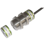 IDEM - HYGIEMAG RMR Magnetic Safety Switch, 316 Stainless Steel, 24 V dc, 2NC