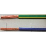 Black, 4 mm² Hook Up Wire, 100m