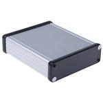 Hammond 1455 Aluminium Enclosure, 123 x 103 x 30mm