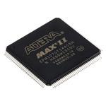 Altera EPM1270T144C5N, CPLD MAX II Flash 980 Cells, 116 I/O, 127 Labs, ISP, 144-Pin TQFP
