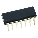 MPY634KP Texas Instruments, 4-quadrant Voltage Multiplier, 10 MHz, 14-Pin PDIP