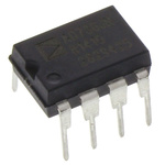 Analog Devices AD736JNZ, True RMS-DC Converter 2mA 8-Pin, PDIP