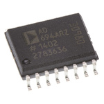 AD694ARZ Analog Devices, 0 → 20 mA, 4 → 20 mA Current Loop Transmitter 16-Pin SOIC W