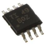 XTR117AIDGKT Texas Instruments, 4 → 20 mA Current Loop Transmitter 5V 380kHz 8-Pin MSOP