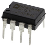 AD629ANZ Analog Devices, Differential Amplifier 8-Pin PDIP