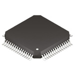 ADS130E08IPAG, Energy Meter Front End, 8-Channel 16 bit, 8ksps SPI, 64-Pin TQFP