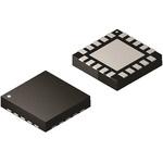 MCP3911A0-E/ML, Analogue Front End IC, 2-Channel 24 bit, 125ksps SPI, 20-Pin QFN