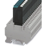 Phoenix Contact TCP 0.25A Single Pole Thermal Magnetic Circuit Breaker - 65 V dc, 250 V ac Voltage Rating, 250mA