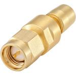 Straight 50Ω RF Adapter SMB Socket to SMA Plug 4GHz