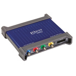 Pico Technology PicoScope 3204D MSO PC Based Mixed Signal Oscilloscope, 70MHz, 2, 16 Channels With RS Calibration