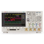 Keysight Technologies DSOX3054A Bench Digital Storage Oscilloscope, 500MHz, 4 Channels With UKAS Calibration