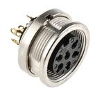 Lumberg 6 Pole Din Socket, DIN EN 60529, 5A, 250 V ac IP68