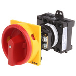 Eaton 1 Pole Panel Mount Non Fused Isolator Switch - 32 A Maximum Current, 3.6 kW Power Rating, IP65