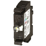 Eaton M22 Contact & Light Block - 2CO White