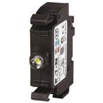 Eaton M22 Contact & Light Block - Blue