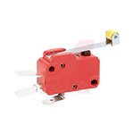 SPDT Roller Lever Microswitch, 10 A