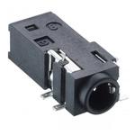 Lumberg 3.5 mm Surface Mount Stereo Jack Socket, 4Pole 1A