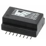 Surface Mount Lan Ethernet Transformer, 12.7 x 8.8mm, -40 → +105 °C