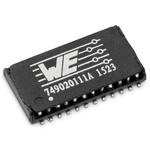Surface Mount Lan Ethernet Transformer, 16.5 x 9mm, 0 → +70 °C