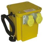 Carroll & Meynell, 2kVA CM40002 Single Phase Portable Isolation Transformer, 230V ac, 15A