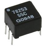 1:1.33 Through Hole Telecom Transformer, 2mH, 0.9Ω