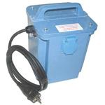 Carroll & Meynell, 375VA CM Single Phase Isolation Transformer, 230V ac