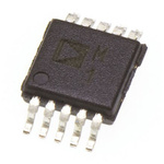 Analog Devices ADP1621ARMZ-R7 DC-DC, Step Up 1500 kHz 10-Pin, MSOP
