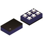 Analog Devices ADP197ACBZ-R7High Side Power Switch IC 6-Pin, WLCSP