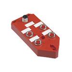 Brad 5 Pole M12 Plug to 5 Pole M12 Socket Adapter