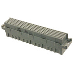 Harting, DIN 41612 Backplane Connector, Female, Straight, 5 Row, 160 Way, 0205