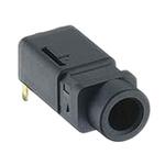 Lumberg 3.5 mm PCB Mount Stereo Jack Socket, 4Pole 500mA