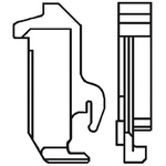TE Connectivity Ejector Latch