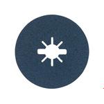 Bosch Zirconia Sanding Disc, 115mm, Coarse Grade, P60 Grit