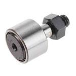 Ring Slide & Track System Cam Follower CF10WBUUR/SG, 10mm ID, 22mm OD