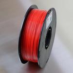 3D Printz 1.75mm Red PLA 3D Printer Filament, 1kg