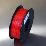 3D Printz 1.75mm Red 3D Printer Filament, 1kg