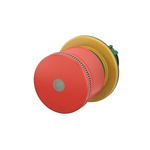 Eaton Panel Mount E-Stop - Pull to Release, 22.5mm Cutout Diameter Mushroom Head