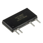 IXYS 3 A rms SPNO Solid State Relay, Zero Crossing, PCB Mount, SCR, 240 V ac Maximum Load