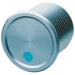 Illuminated Tab Piezo Switch, , IP69K, 100 mA@ 24 V dc, NO, -40 → +85°C