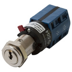 Key Switch, DP-CO, 10 A 2-Way, -5 → +55°C