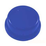 Blue Push Button Cap for use with 10G Series Tactile Switch