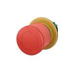Eaton Panel Mount E-Stop - Turn to Release, 30.5mm Cutout Diameter Mushroom Head